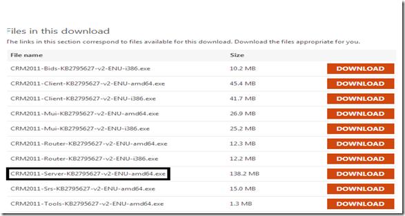 UR12 Download Files